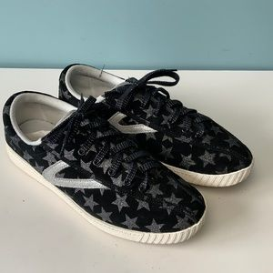 Tretorn leather sneakers